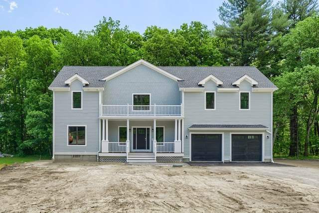 168 River Road East (Lot 17), Hudson, MA 01749 (MLS #72832927) :: The Duffy Home Selling Team