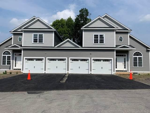 6 Kiara Drive Lot 8L, Worcester, MA 01604 (MLS #72833513) :: Maloney Properties Real Estate Brokerage