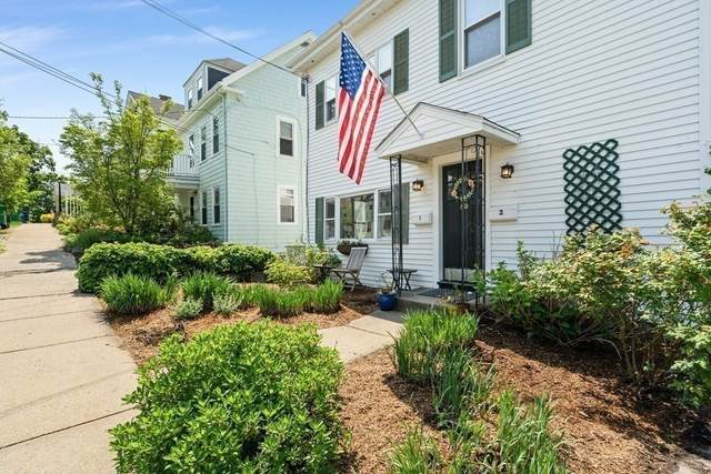 60 Gardner St A, Newton, MA 02458 (MLS #72834911) :: EXIT Cape Realty