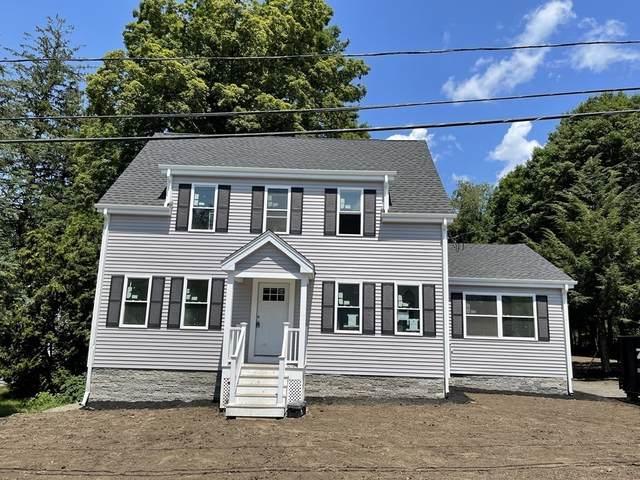 45 Highland St, Southborough, MA 01772 (MLS #72836354) :: Maloney Properties Real Estate Brokerage