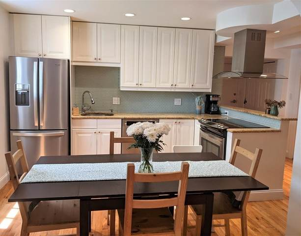 16 Addington Rd #23, Brookline, MA 02445 (MLS #72836454) :: Conway Cityside