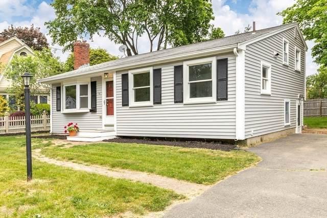 76 Sheridan St, Easton, MA 02356 (MLS #72837166) :: Spectrum Real Estate Consultants