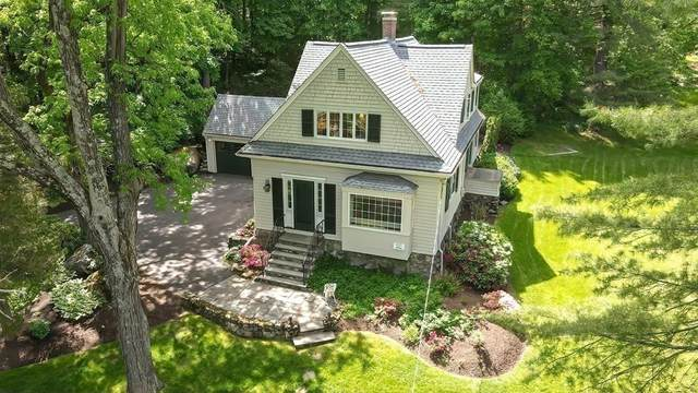 268 Merriam St, Weston, MA 02493 (MLS #72841139) :: Anytime Realty