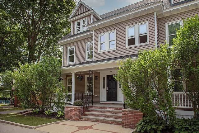 14 Fletcher St #14, Winchester, MA 01890 (MLS #72843355) :: EXIT Realty
