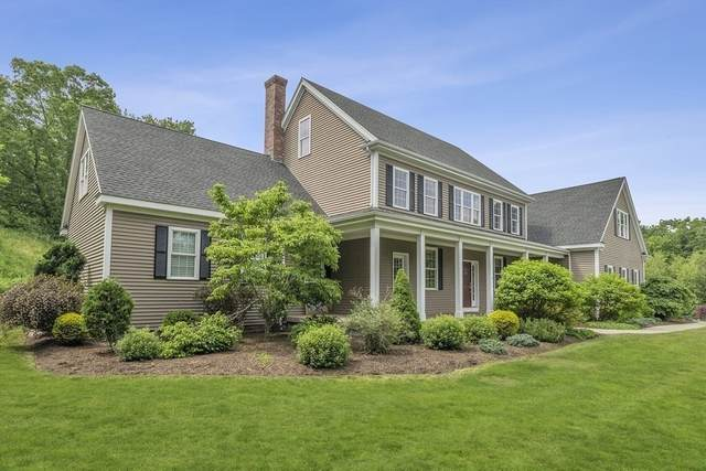 5 Ruby Way, Franklin, MA 02038 (MLS #72847270) :: Spectrum Real Estate Consultants