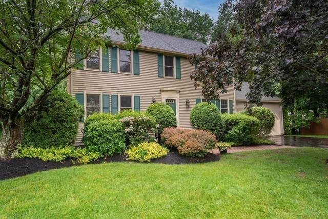 191-B Woodland Rd, Southborough, MA 01772 (MLS #72850039) :: The Gillach Group