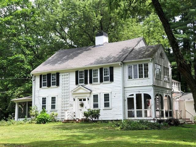 95 Forest Street, Franklin, MA 02038 (MLS #72853649) :: Welchman Real Estate Group