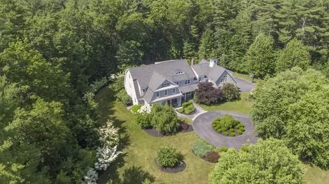 60 Tanglewood Way, Carlisle, MA 01741 (MLS #72854835) :: The Smart Home Buying Team