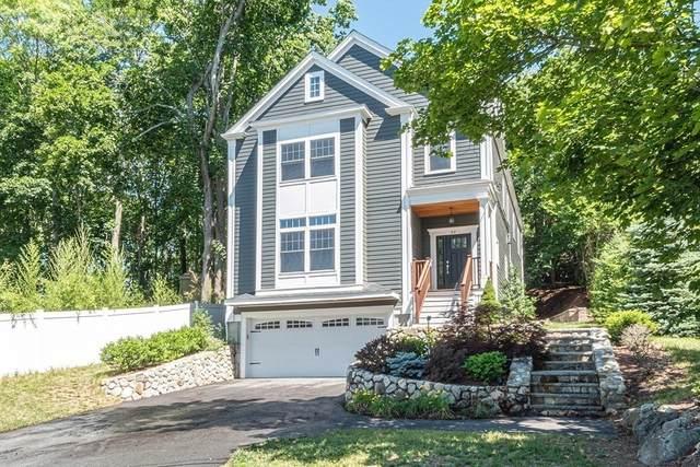 22 Vine Street, Lexington, MA 02420 (MLS #72856729) :: EXIT Cape Realty