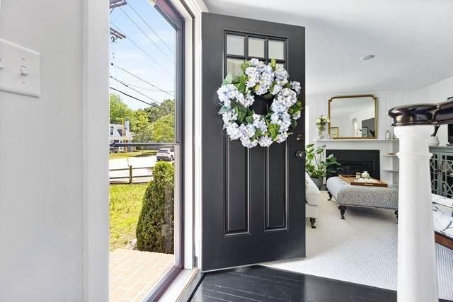 8 Bradley Woods Drive, Hingham, MA 02043 (MLS #72859080) :: Charlesgate Realty Group