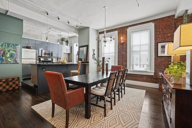 10 Williams Street #33, Boston, MA 02119 (MLS #72864226) :: Dot Collection at Access