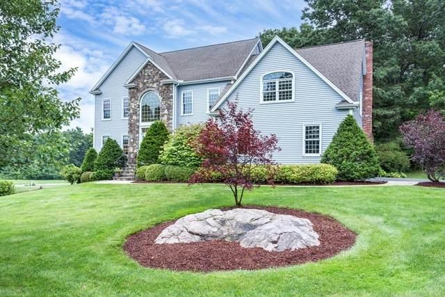 18 Hayden Lane, Franklin, MA 02038 (MLS #72865677) :: Welchman Real Estate Group