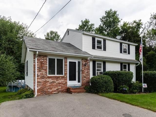 1055 Hanover St, Hanover, MA 02339 (MLS #72868679) :: Welchman Real Estate Group