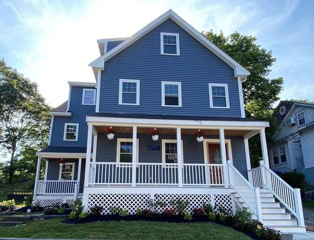 28 Webber St #1, Malden, MA 02148 (MLS #72868788) :: EXIT Cape Realty