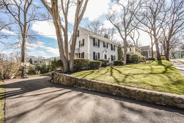 227 Hillcrest, Needham, MA 02492 (MLS #72869544) :: The Gillach Group