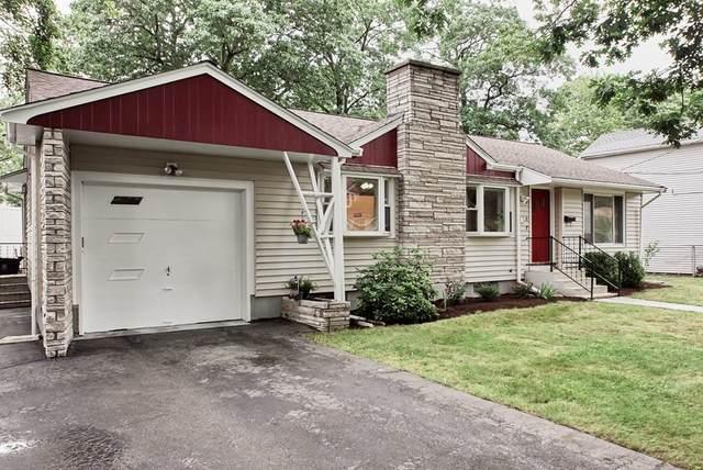 6 Maine Ave, Natick, MA 01760 (MLS #72870179) :: Westcott Properties