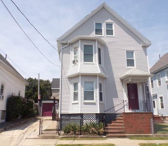 27 Juniper St, New Bedford, MA 02740 (MLS #72873473) :: Rose Homes | LAER Realty Partners