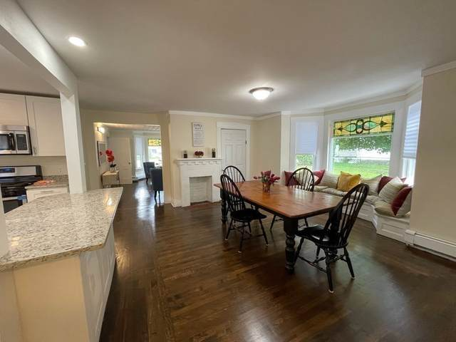 54 Elm St F, North Andover, MA 01845 (MLS #72881206) :: The Ponte Group