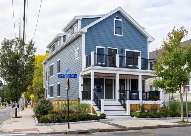 4 Morrison Ave #4, Somerville, MA 02144 (MLS #72881532) :: The Smart Home Buying Team