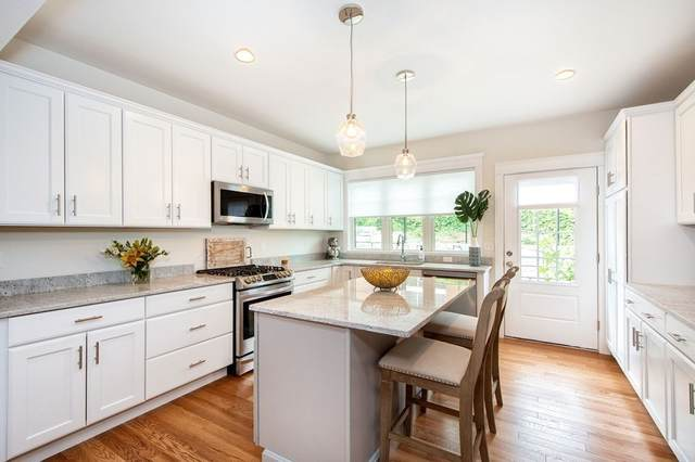 16 Sandy Hill Circle #16, Scituate, MA 02066 (MLS #72887130) :: The Ponte Group