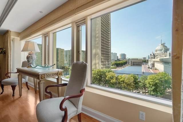 100 Belvidere St 4A, Boston, MA 02199 (MLS #72891191) :: Zack Harwood Real Estate | Berkshire Hathaway HomeServices Warren Residential