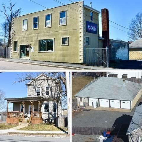 126 Bridge St., Fairhaven, MA 02719 (MLS #72894436) :: Rose Homes | LAER Realty Partners