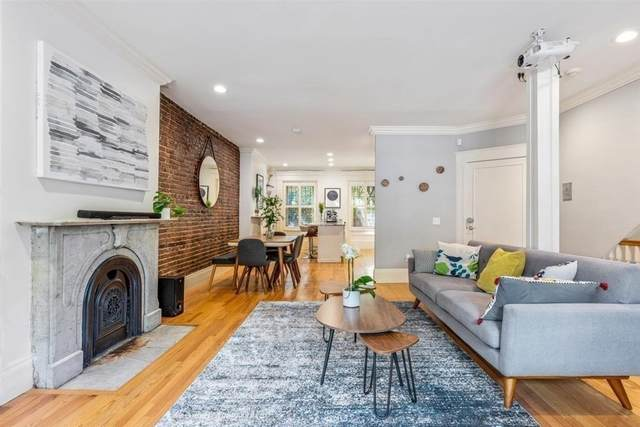 141 W Concord St #1, Boston, MA 02118 (MLS #72895762) :: DNA Realty Group