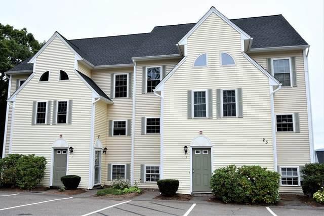 25 Sullivan Way #4, Laconia, NH 03246 (MLS #72896778) :: Westcott Properties