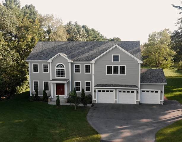 6 Reiling Pond Rd, Lincoln, MA 01773 (MLS #72899851) :: Conway Cityside
