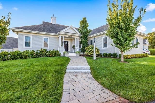 22 Eldredge Ln #22, Cohasset, MA 02025 (MLS #72900119) :: DNA Realty Group
