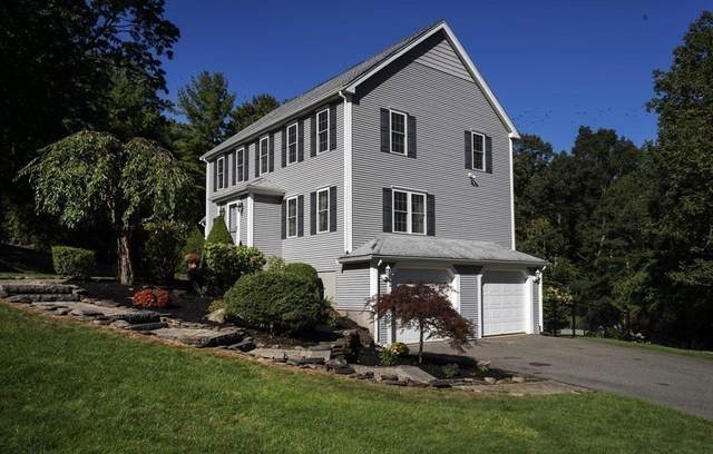 8 Nelson Shore Rd, Lakeville, MA 02347 (MLS #72900426) :: Rose Homes | LAER Realty Partners