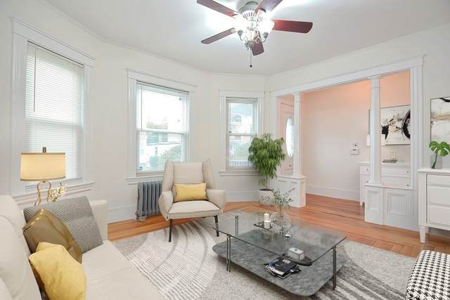 92 Blaisdell St #1, Haverhill, MA 01832 (MLS #72905302) :: EXIT Realty