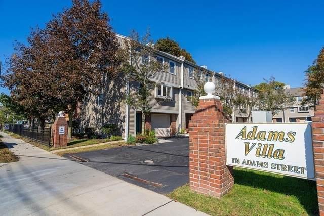 174 Adams Street #1, Newton, MA 02458 (MLS #72907490) :: Boylston Realty Group