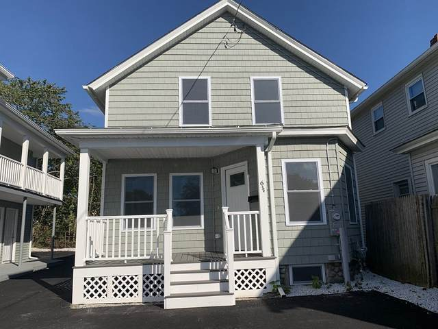 6&1/2 Day St #1, Webster, MA 01570 (MLS #72907584) :: Anytime Realty