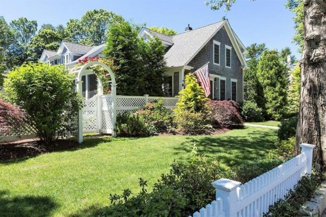 12 South Street, Marion, MA 02738 (MLS #71957404) :: Goodrich Residential