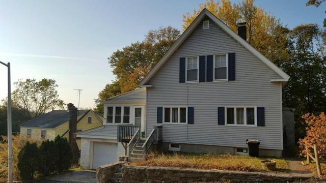 7 Willow Street, Worcester, MA 01603 (MLS #72059295) :: Goodrich Residential