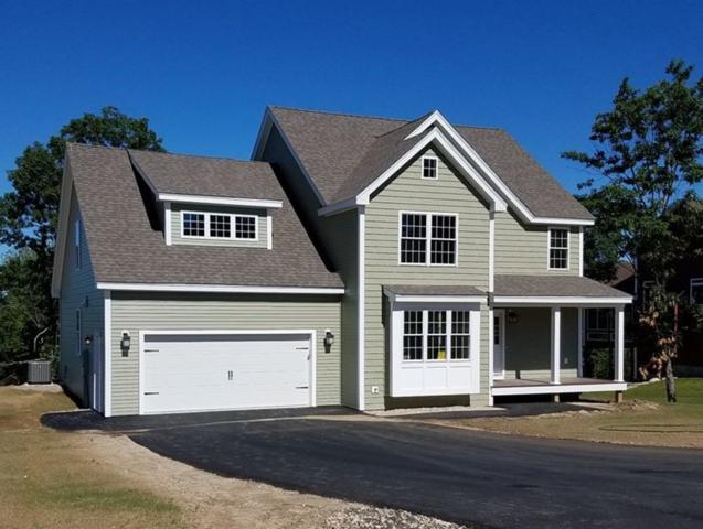 13 Aspen Drive #39, Pelham, NH 03076 (MLS #72127684) :: Goodrich Residential