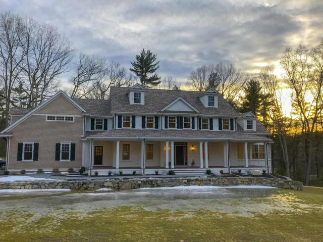 28 Greystone Rd., Dover, MA 02030 (MLS #72151584) :: Goodrich Residential