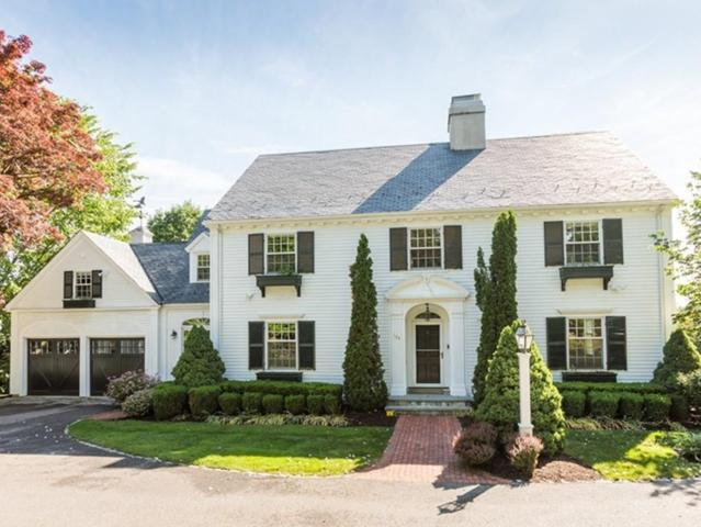 164 Forest Street, Wellesley, MA 02481 (MLS #72171893) :: Commonwealth Standard Realty Co.