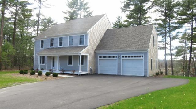 5 Redtail Ln., Carver, MA 02330 (MLS #72225799) :: Goodrich Residential