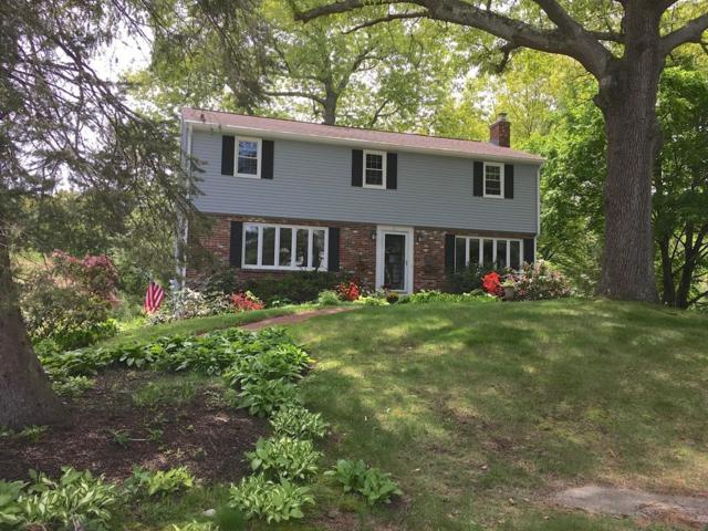 26 Oak Ridge Way, Shrewsbury, MA 01545 (MLS #72239440) :: Goodrich Residential