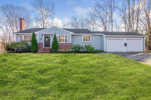 2 Rockwood Rd, Hingham, MA 02043 (MLS #72262405) :: ALANTE Real Estate