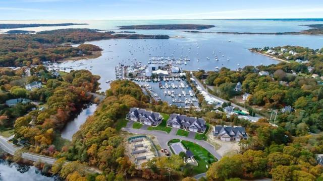 1090 Shore Road #9, Bourne, MA 02534 (MLS #72272417) :: The Muncey Group