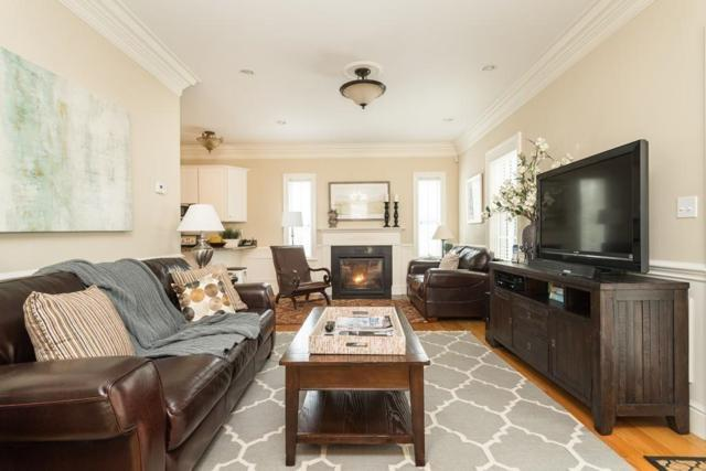 87 Waban Park, Newton, MA 02458 (MLS #72276471) :: Goodrich Residential