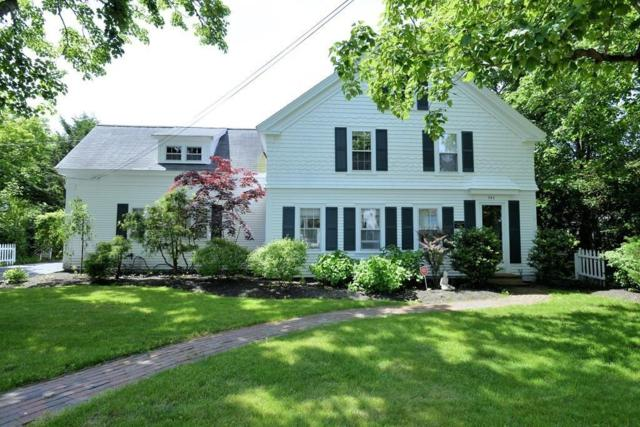 745 Willow Street, Yarmouth, MA 02664 (MLS #72277094) :: Driggin Realty Group