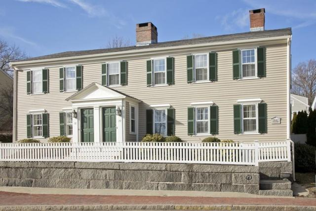79 North Street #79, Hingham, MA 02043 (MLS #72283593) :: Apple Country Team of Keller Williams Realty