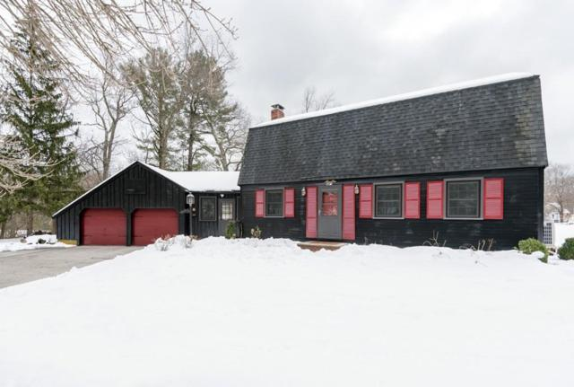 2 Bannister Road, Andover, MA 01810 (MLS #72291431) :: Westcott Properties