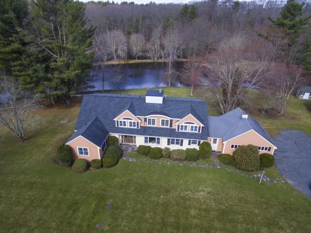 39 Yorkshire Rd, Dover, MA 02030 (MLS #72308156) :: Apple Country Team of Keller Williams Realty
