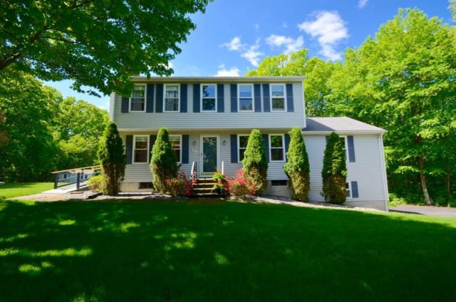 40 Emilia Dr, Uxbridge, MA 01569 (MLS #72328614) :: Vanguard Realty
