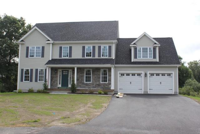 Lot 8 Ashden Court, Attleboro, MA 02703 (MLS #72335580) :: Vanguard Realty